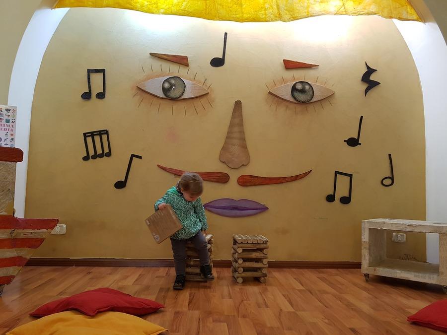 Księgarnia dla dzieci Bafe