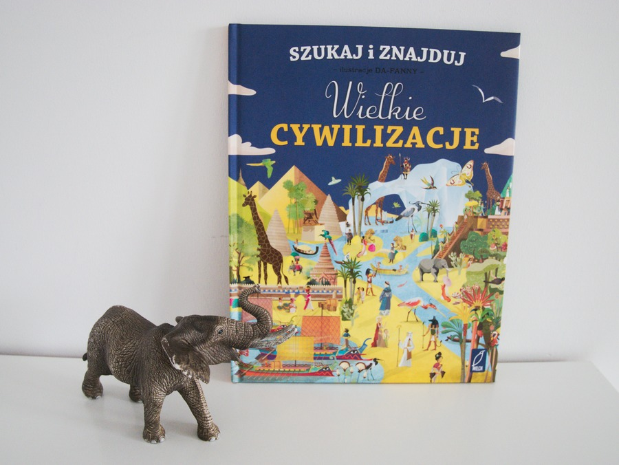 książka dla dzieci historyczna