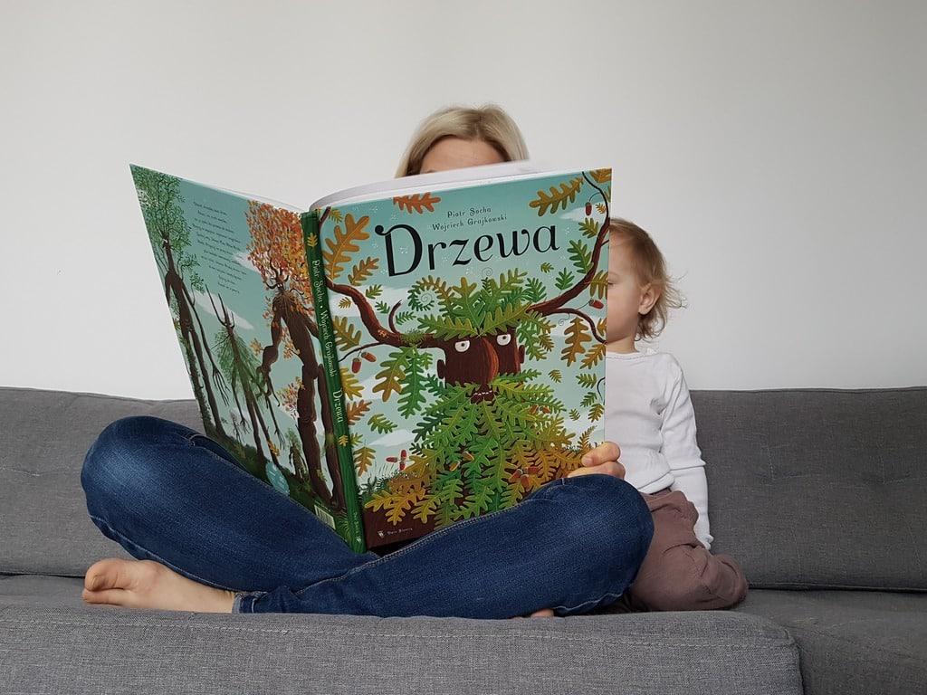 korzyści z czytania dzieciom