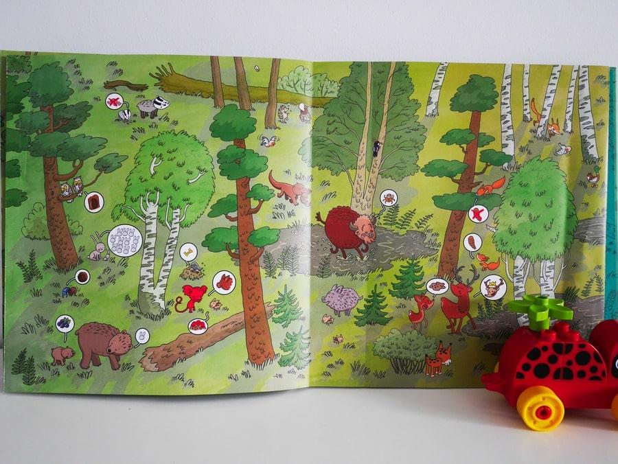 książki dla dzieci wyszukiwanki