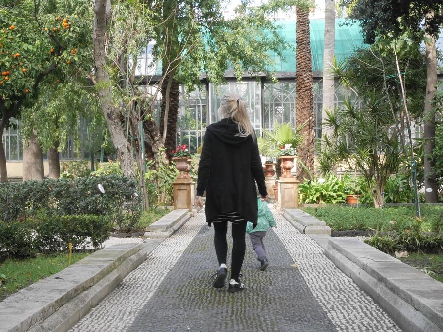 Ogród boaniczny w Katanii
