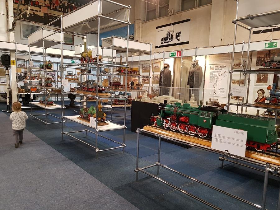 stacja muzeum dla dzieci