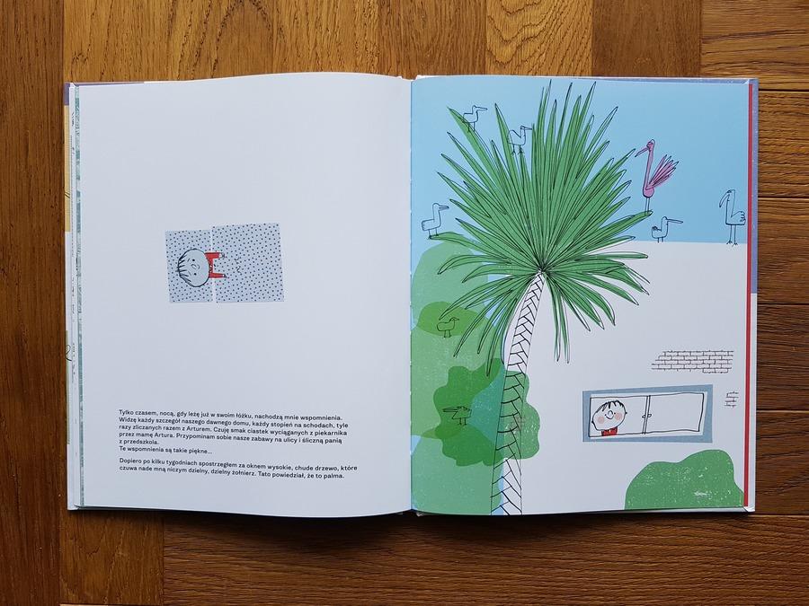 książka dla dzieci bloch