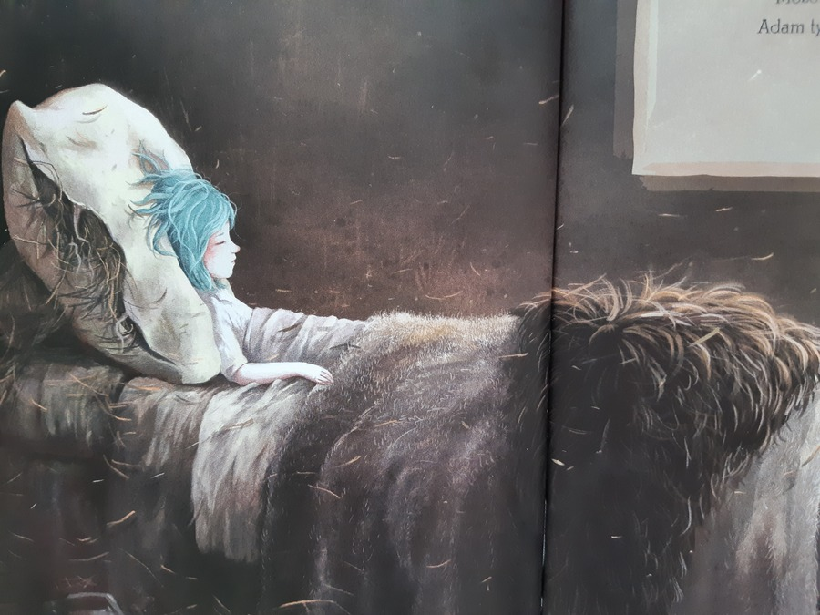 książka dla dzieci o śmierci 2018