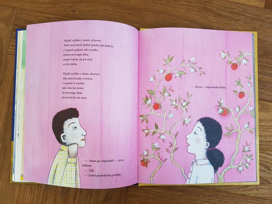 ksiązka dla dzieci Ulf Stark