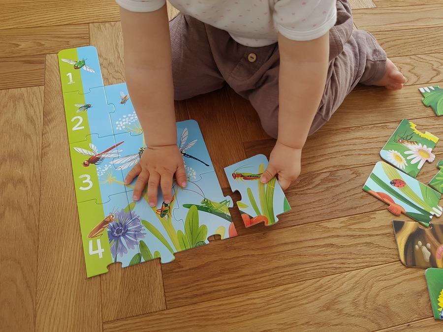 puzzle czuczu łąka