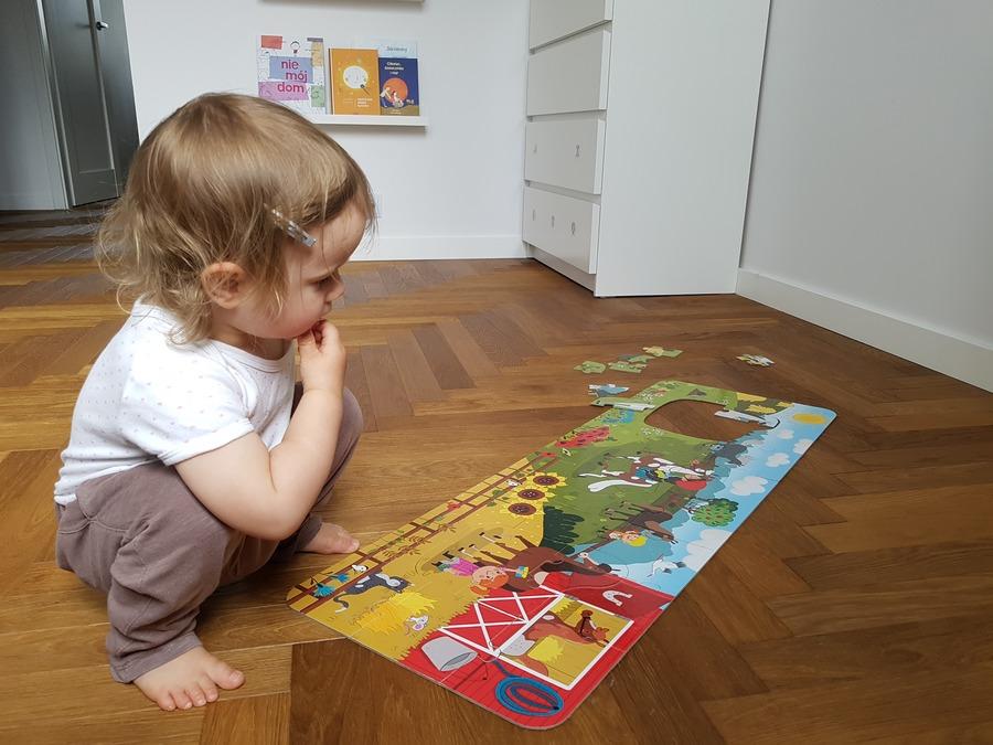 puzzle czuczu w stadninie