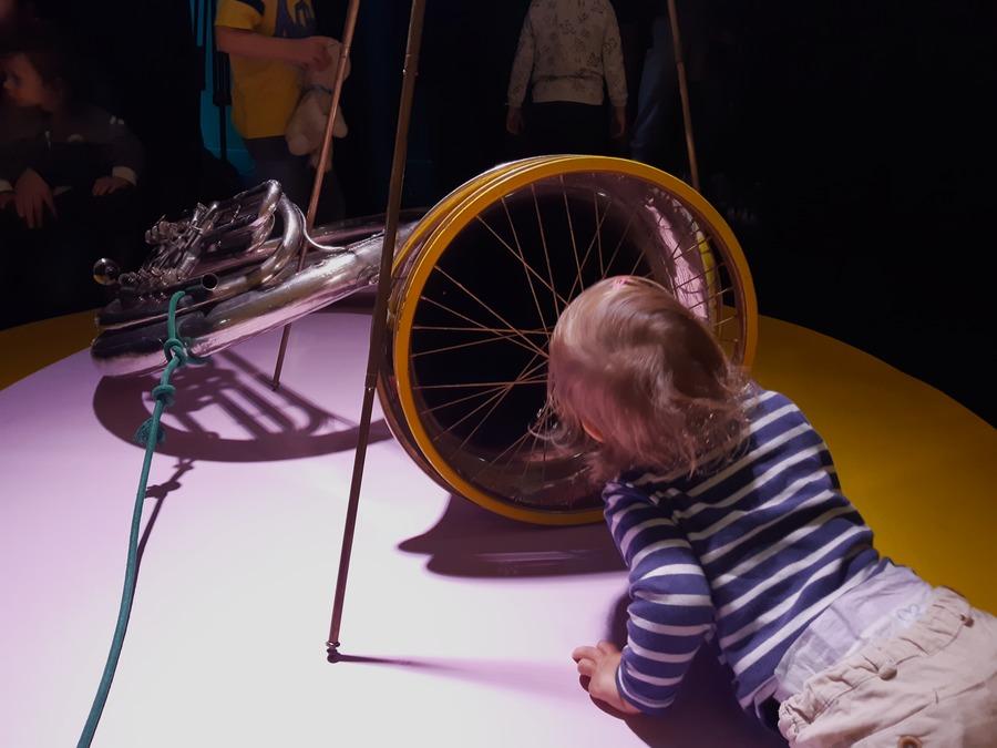 spektakl dla dzieci teatr baj
