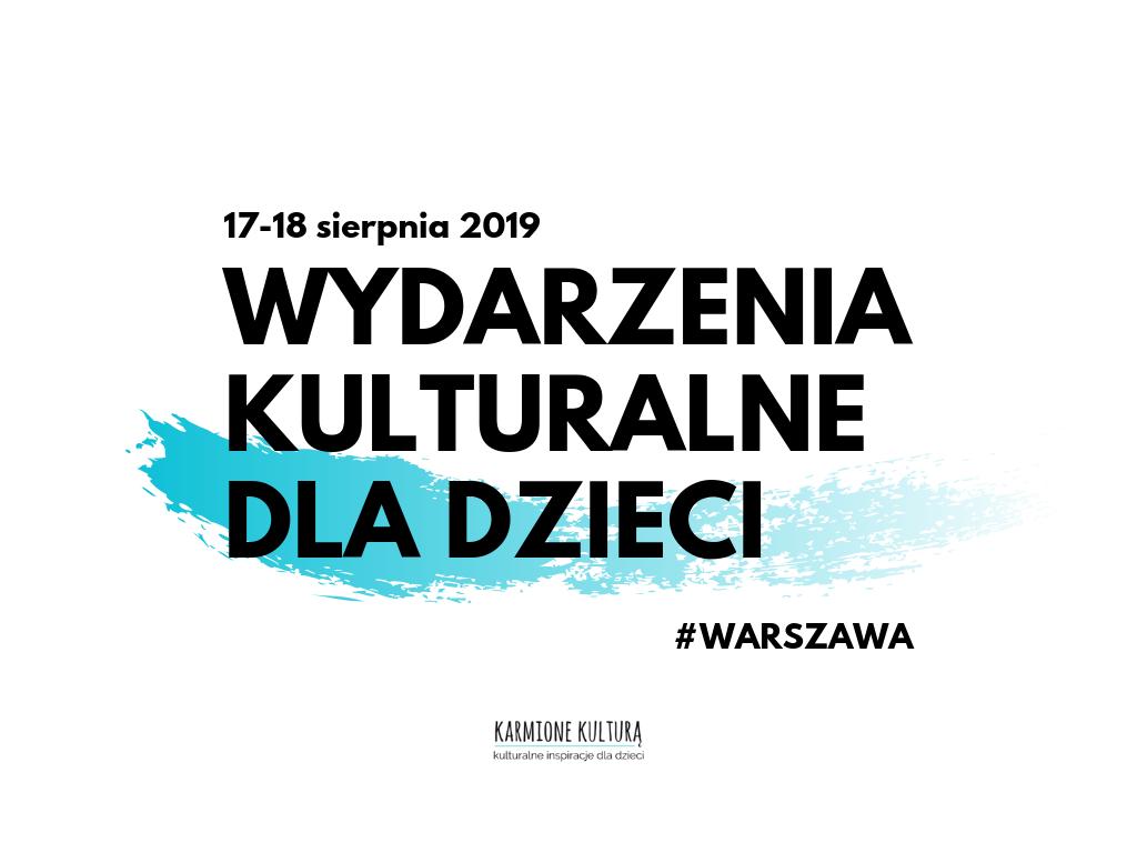 Wydarzenia kulturalne dla dzieci w Warszawie (10)