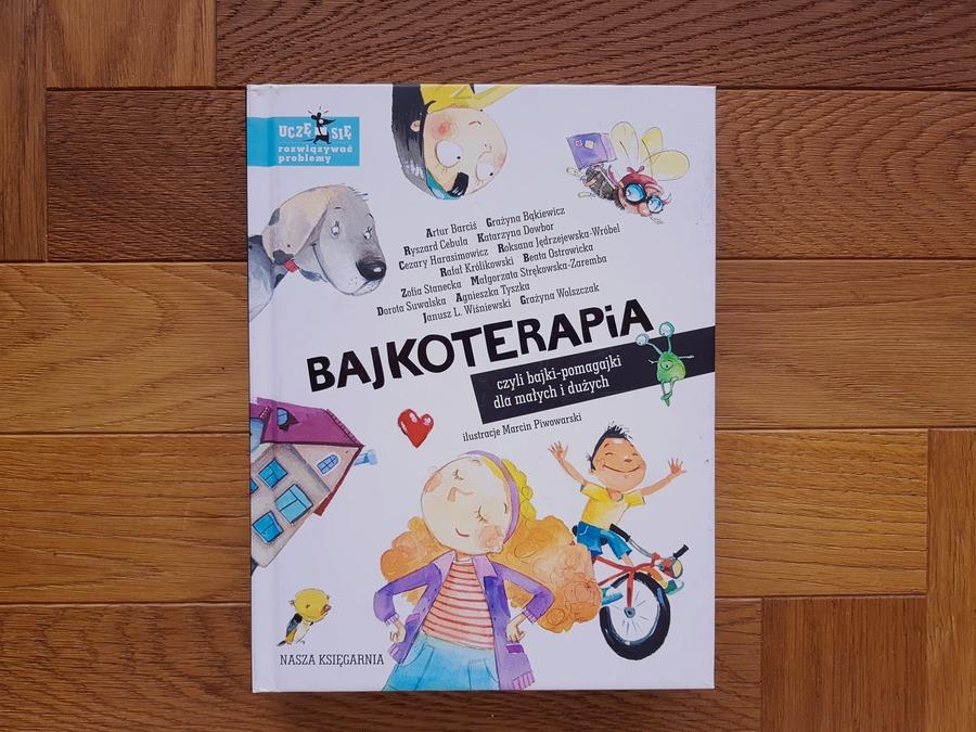 bajkoterapia książki dla dzieci o emocjach i uczuciach