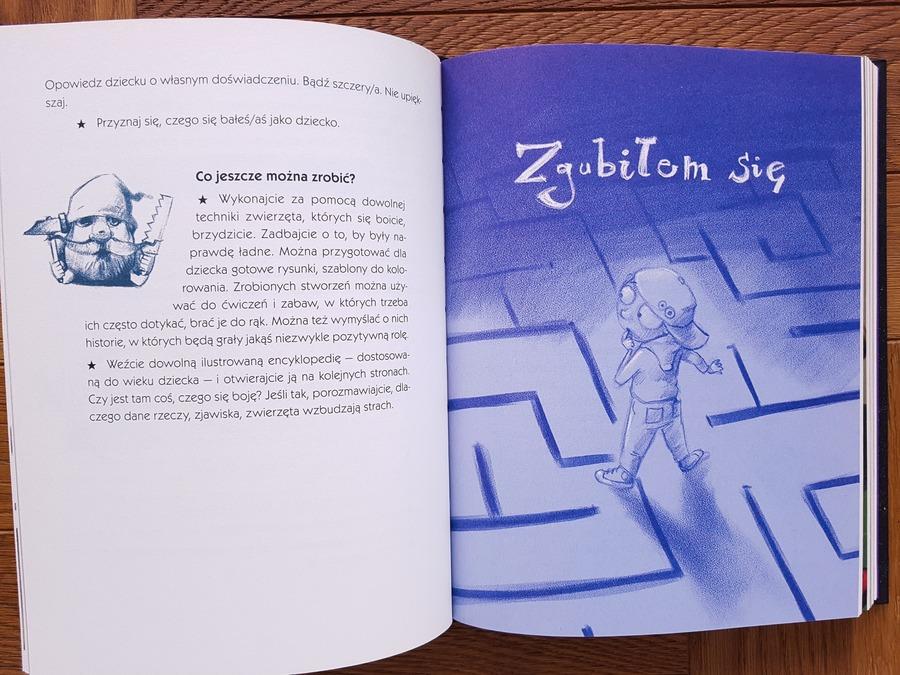 książki dla dzieci o emocjach i uczuciach - bajkoterapia