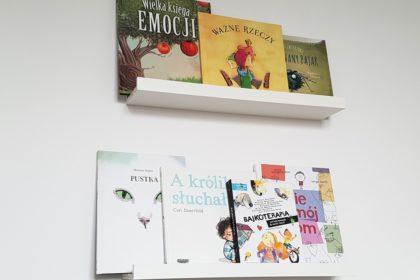książki dla dzieci o emocjach i uczuciach