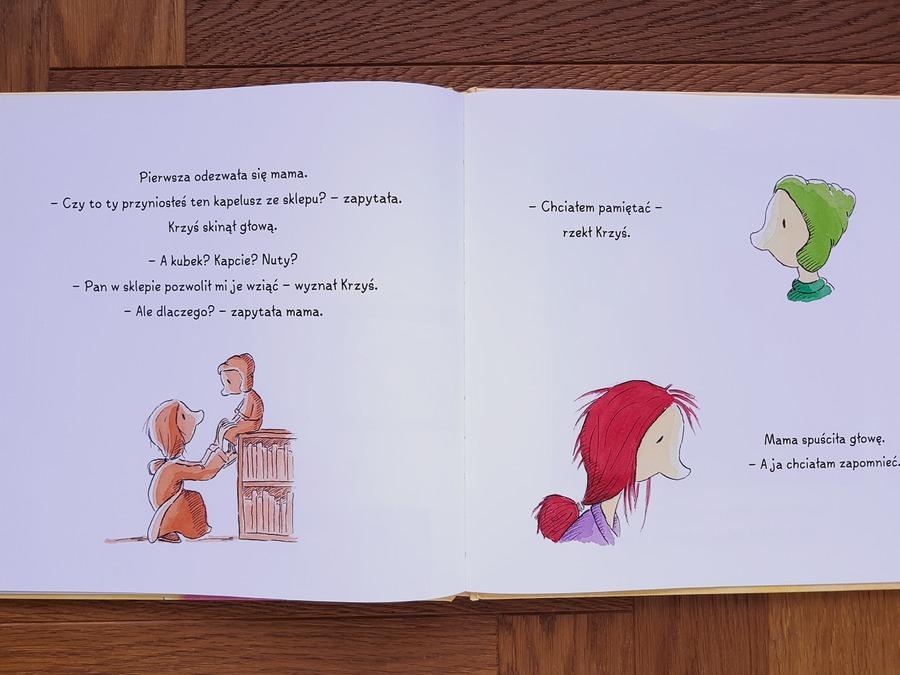 książki dla dzieci o emocjach i uczuciach - ważne rzeczy
