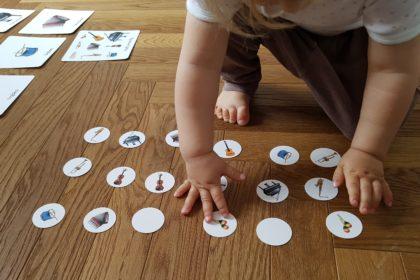 Wychowanie muzyczne karty Różowa Wieża